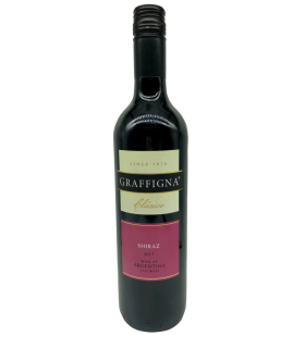 Vein KGT Graffigna Shiraz Argentina San Juan 2017 rouge punane/kuiv 13% 75cl