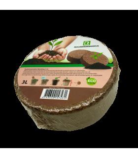 Kookostablett 3L Coco Peat D12cm 1tk