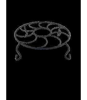 Lillepoti alus metallist 35cm