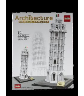 Pusle Pisa torn 1519-osa