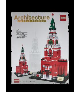 Pusle Spasskaya torn 1601-osa