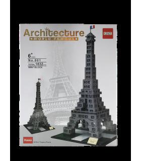 Pusle Eiffeli torn 1832-osa