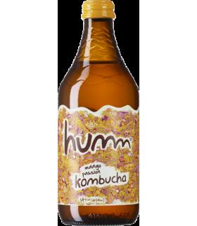 Humm Kombucha Mango-Passion 414ml