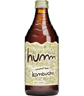 Humm Kombucha Coconut-Lime 414ml