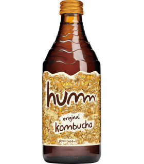 Humm Kombucha Original 414ml