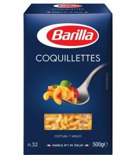 Pasta coquillettes Barilla 500g