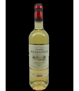 Vein Chateau Rochelongue Bordeaux Molleux 2017 valge/poolmagus 11% 75cl