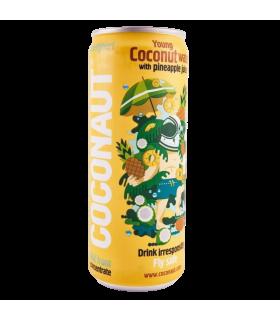 Kookosvesi Coconaut ananassimahlaga 320ml
