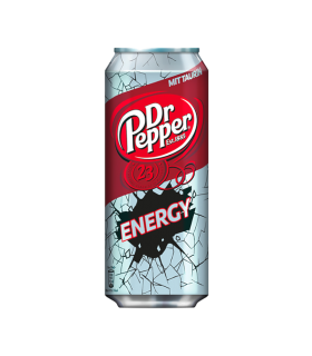Dr. Pepper Energy 250ml