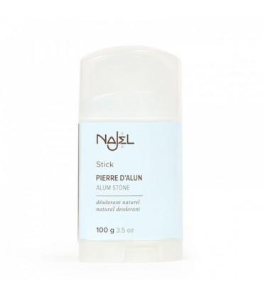 Stick deodorant Najel alum stone 100g