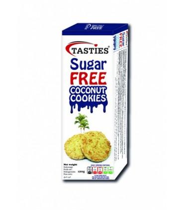 Küpsised kookose Tasties suhkruvaba 120g