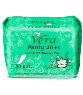 Pesukaitsmed Panty liners VERA Panty 20+1tk