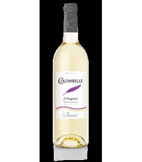 Vein KGT GASCOGNE COLOMBELLE ORIGINAL 2018 valge/kuiv 10.5% 75cl