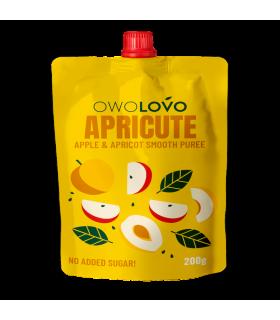 Õunapüree aprikoosiga OwoLovo 200g