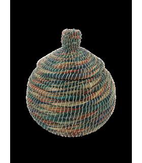 Korv (Kaisa & cotton) 24x22x24cm