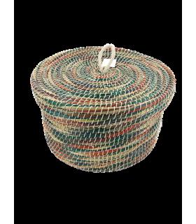 Korv (Kaisa & cotton) 36x36x20cm