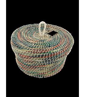 Korv (Kaisa & cotton) 30x30x15cm