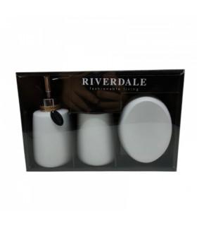 Vannitoa komplekt 3-osa Riverdale
