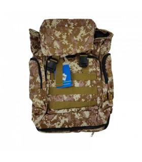 Seljakott Camouflage 65L