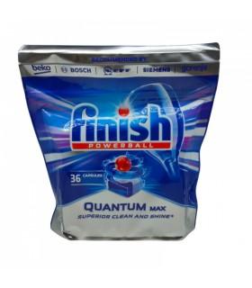 Nõudepesutabletid Finish Quantum Powerball 36tk