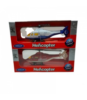 HELIKOPTER ACTION 15CM