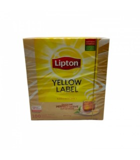 Lipton tee Yellow Label 100*2g 200g