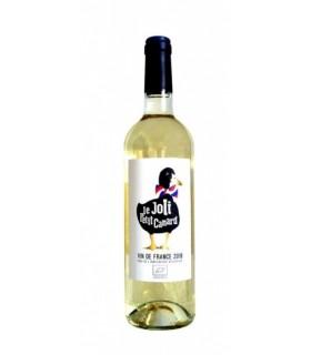 Vein KGT Le Joli Petit Canard BIO 2019 valge/kuiv 12% 75cl