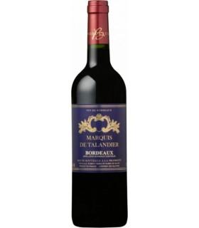 Vein Marquis de Talandier 2018 punane/kuiv 13% 75cl