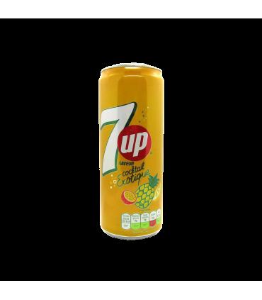 7UP Coctail Exotique 330ml