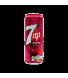 7UP Cherry 330m