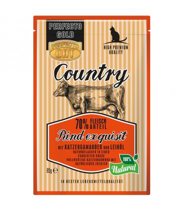 Kassieine loomalihaga 100% naturaalne Perfecto Gold 85g