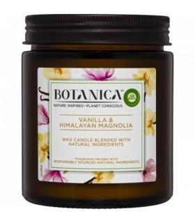 Lõhnaküünal Vanilla & Magnolia Air Wick Botanica 205g