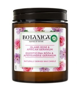 Lõhnaküünal Island Rose Air Wick Botanica 205g