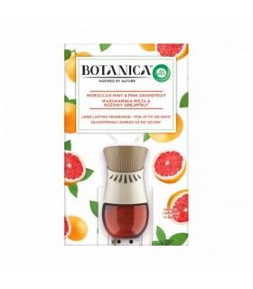 Õhuvärskendaja elektriline Mint & Grapefruit AIR WICK Botanica 19ml