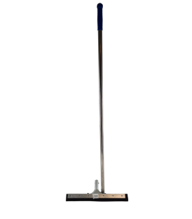 Põrandakuivatusroop kummiäärega 42cm/vars 120cm
