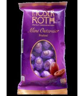 Šokolaadi munad Mini Ostereier Praline/Edel Nugat 150g