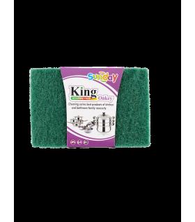 Nõudepesu svamm King 5tk