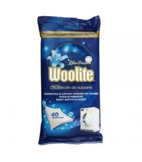 Pesupehmenduslapp kuivatile WOOLITE 40tk