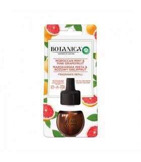 Õhuvärskendaja täide Mint & Grapefruit AIR WICK Botanica 19ml