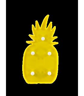 Laualamp Ananass 5LED