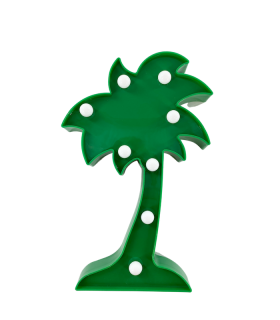 Laualamp Palm 8LED