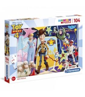 Pusle 104tk Toy story 4 Clementoni