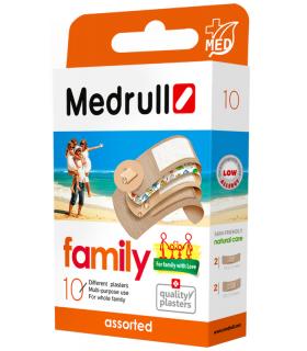 Plaastrid Medrull Family 10tk