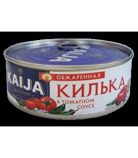 Kilud praetud tomatikastmes 240g (Kaija)