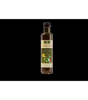 Oliivõli Extra Virgin Corovita orgaaniline külmpressitud Itaalia 500ml