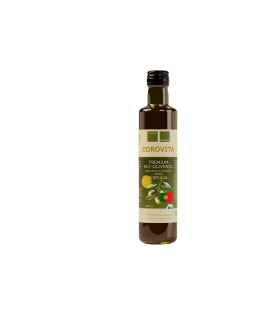 Oliivõli Extra Virgin Corovita orgaaniline külmpressitud Portugal 500ml