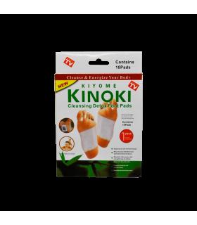 Jalaplaastrid KINOKI detox 10tk