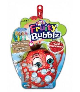 Fruity Bubblez  lõhnastatud mullitaja