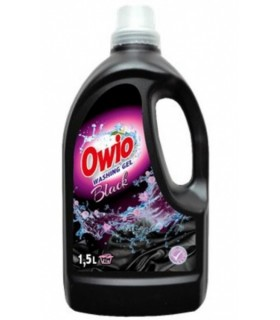 Pesugeel Owio Black 1,5L