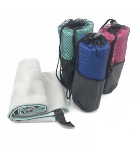 "Mikrofiiber käterätik ""Quick dry"" erinevad värvid 50X70cm"